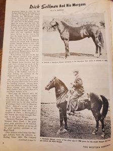The Western Horseman Magazine November 1950 - pg 8